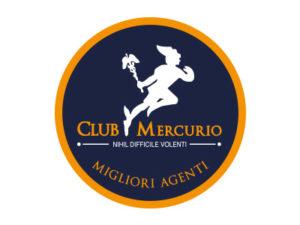 Massimo Marnati - Logo Club Mercurio, migliori agenti